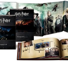 Chris Columbus/Alfonso Cuarón/Mike Newell/David Yates - Harry Potter Complete DVD-BOX