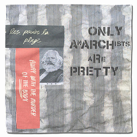 Manner Threat - Anarchy Handkerchief