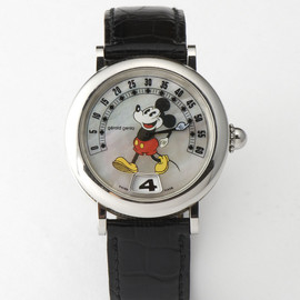 gerald genta, Disney - Mickey Mouse Watch