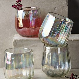 Anthropologie - Sangria DOF Glass Set