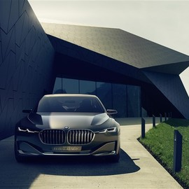 BMW - BMW VISION FUTURE LUXURY