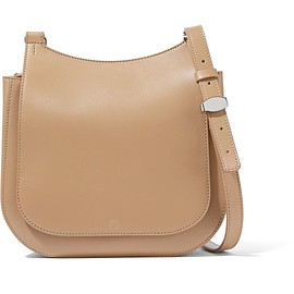 The Row - Hunting 9 leather shoulder bag