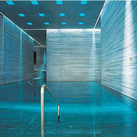 Pether Zumthor architect - The Therme Vals, Swizterland