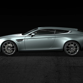 Aston Martin - Aston Martin Virage Shooting Brake Zagato