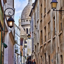 Montmartre - The Montmartre is one of Paris' most charming areas...