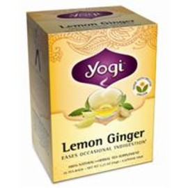 Yogi Tea - Yogi Tea, Lemon Ginger