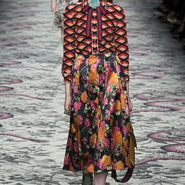 GUCCI - SS2016 Look52(Emily Butcher)