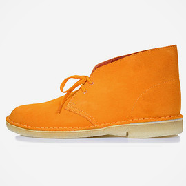 Clarks -  BEAMS x Clarks Desert Boot