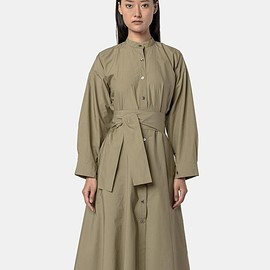 SMOCK Woman - Kahlo Shirt Dress in Sand by SMOCK Woman- Mohawk General Store