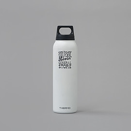 STUSSY Livin' GENERAL STORE - GS Thermo Bottle by SIGG