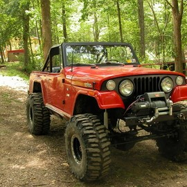jeep - 1972 Jeepster Commando