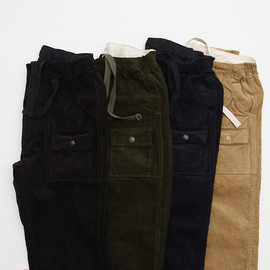 Engineered Garments - LB Pants-11W Corduroy