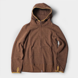 Mountain Martial Arts - MMA C/W Piping Parka(Brown)