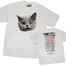 Odd Future 2011 golfwang tour shirt