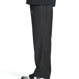 KIYONAGA & CO. - GRAMICCI STRAIGHT EASY SLACKS BY LORO PIANA