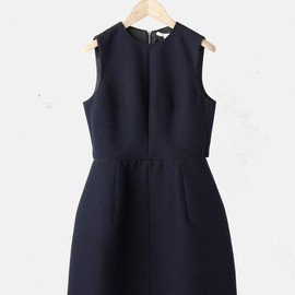 Carven - Wool Ottoman Dress