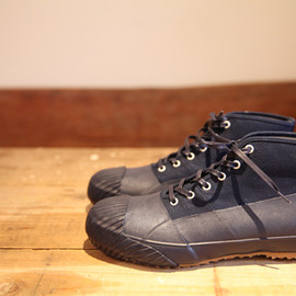 STUSSY Livin' GENERAL STORE - RainShoes by Moonstar