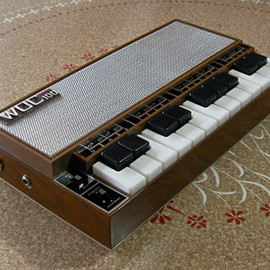 WOC - 100 mini electric organ