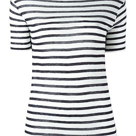 T By Alexander Wang - ボーダー柄 Tシャツ