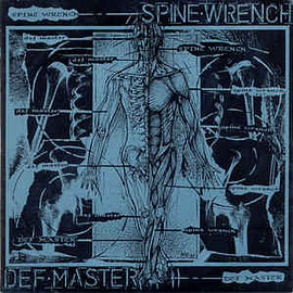 Def.Master, デフマスター, Spine Wrench - Def.Master / Spine Wrench