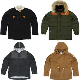 nigel cabourn - visvim white mountaineering norse projects jackets VISVIM + NIGEL CABOURN + WHITE MOUNTAINEERING + NORSE PROJECTS JACKETS | END CLOTHING 20% PROMO CODE