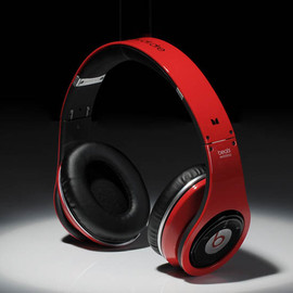 Monster Beats - Monster Beats By Dr.Dre \'Studio Beats\' ヘッドホン モンスター ビーツ スタジオ bluetooth 赤