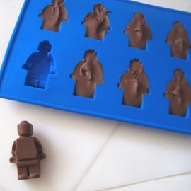 LEGO - chocolate mold