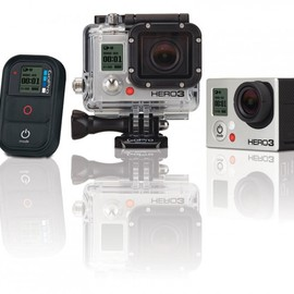 GoPro - HD Hero 3 Black Edition