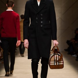 Burberry Prorsum - AW13 Runway Look No. 08