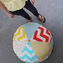 harvest textiles - THE ORB CUSHION