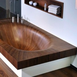 Alegna - Wooden bathtubs