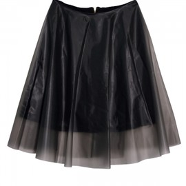 Honey mi Honey - Rubber lace skirt