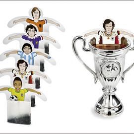 Donkey Products - Soccer Legends 5 Tea Bags
