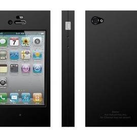 Aoi Industries,Inc - Slater for iPhone 4S (Black)