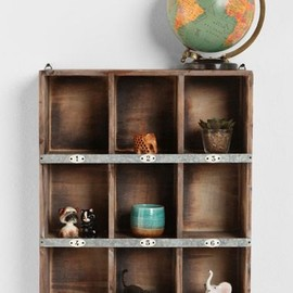 Urban Outfitters - Little Boxes Wall Shelf