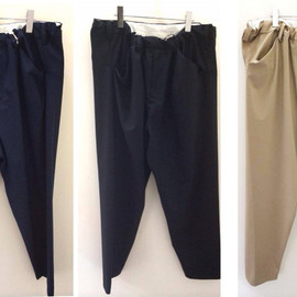 SUNSEA - Nice Material Pants 2