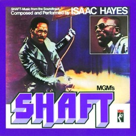 Isaac Hayes - Shaft: Music From The Soundtrack (1971 Film)