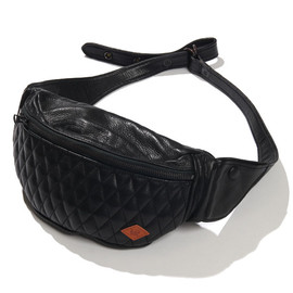 RUDE GALLERY - OUTSIDERS LEATHER WAIST BAG