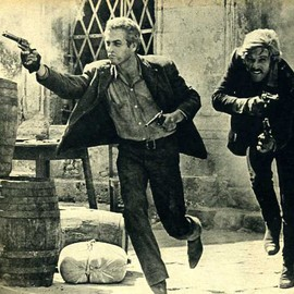 Butch Cassidy and the Sundance Kid/「明日に向かって撃て!」 - Paul Newman and Robert Redford