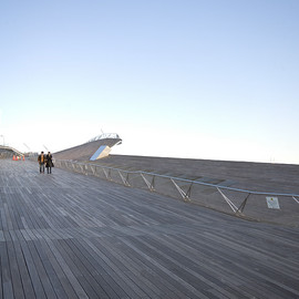 Yokohama International Passenger Terminal - FOA-Foreign Office Architects