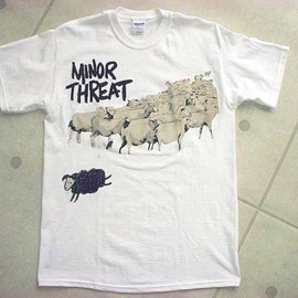 Minor Threat TEE