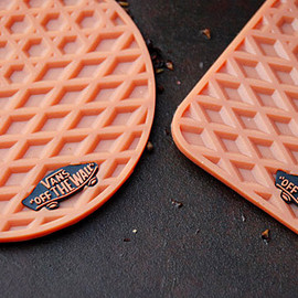 "VANS -  ""Waffle Sole"" Rubber Coasters"