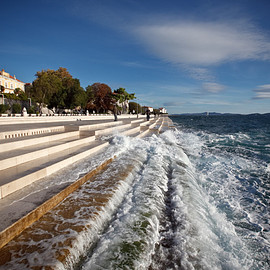 Croatia - Sea Organ