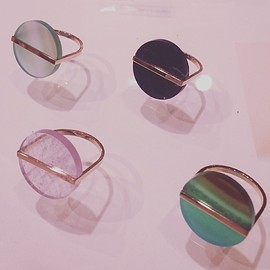 New collection Crip Thickピアス/イヤリング