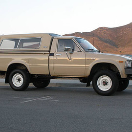Toyota - 1982 米国トヨタ 4X4 PICKUP - IMMACULATE