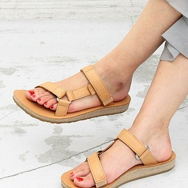 TEVA - UNIVERSAL SLIDE LEATHER サンダル