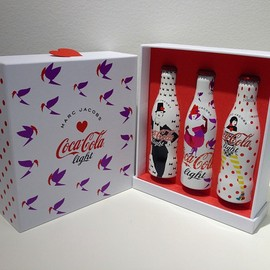 Coca-Cola - Coca-Cola Light × MARC JACOBS Limited box