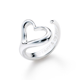 Tiffany & Co.  - Open Heart ring