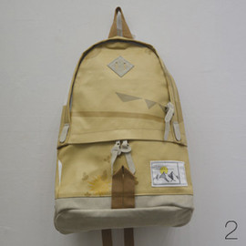 spoken words project - Day Pack
