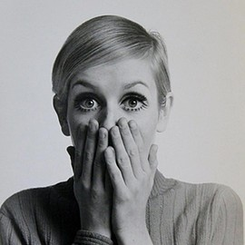 Bert Stern - Twiggy, 1967 (Surprised)